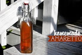 homemade amaretto shutterbean