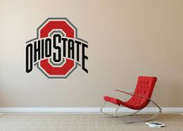Ohio State Buckeyes College Football Wall Art Wall Decal Car Vinyl Sa36 Ebay