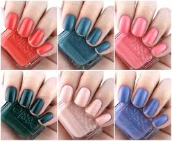 essie spring 2016 collection review