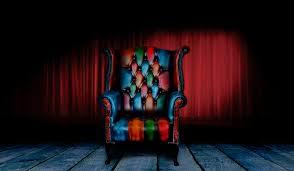 chesterfield armchair queen anne