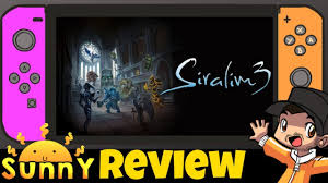ᐅ Video Review ᐅ Siralim 3 Nintendo Switch Review   Is This A Good Pokemon  Alternative?
