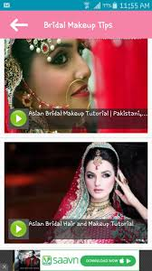 bridal makeup videos 2016 for android
