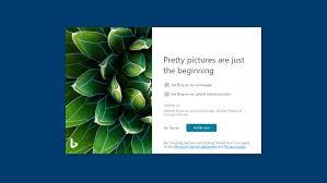 bing wallpaper app for windows 10