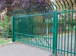Anti Climb Fencing Jacksons Security Fencing