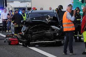 Marcallo, incidente sull'A4: sei feriti, anche tre bambini/ FOTO ...