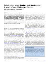 pdf polarization news sharing and