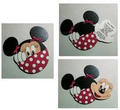 Invitacion Minnie Mouse Invitaciones Minnie Invitacion Mimi Y
