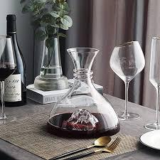 com iceberg wine decanter