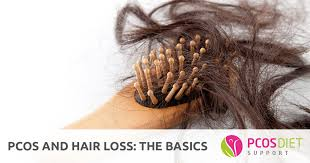 pcos and hair loss the basics pcos