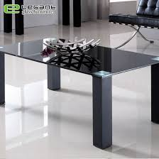 china modern square metal legs black