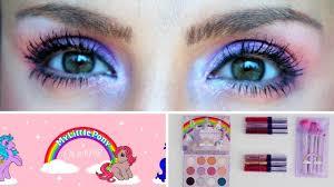 colourpop my little pony makeup