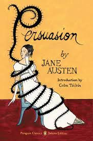 Austen in August - Review: Persuasion, Jane Austen - Girl with her ...