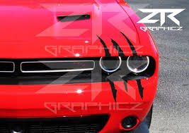 Rally Scar Hash Stripes Scratch Decal Chevy Dodge Ford Mustang Camaro Car Truck Graphics Decals Auto Parts And Vehicles Tamerindsa Com Ar