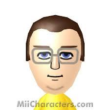 MiiCharacters.com - MiiCharacters.com - Mii Details for Duane Henderson