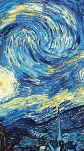 starry night vincent van gogh artwork