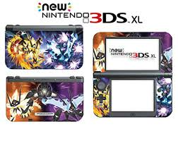 Pokemon Ultra Sun And Moon Necrozma Go Video Game Vinyl Decal Skin Sticker Cover For The New Nintendo 3ds Xl Ll 2015 System Console Buy Online In Cape Verde Vinyl