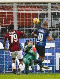 AC Milan beats Inter 1-0 to reach Italian Cup...