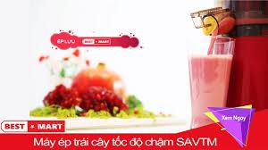 Máy Ép Trái Cây Tốc Độ Chậm SAVTM - Cách Sử Dụng Máy Ép Trái Cây SAVTM | Trái  cây, Tóc đỏ, Cây