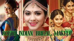 south indian bridal makeup nowchic