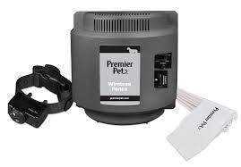 Premier Pet Wireless Fence Portable 1 2 Acre Coverage Walmart Com Dog Playpen Pets Wireless