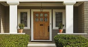 fiberglass vs steel entry door pros