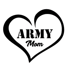 Fashion Stikers For Cars Vinyl Car Wrap For Auto Or Car Styling Army Mom Heart Sticker Decal In Black Or Silver Car Styling Auto Car Stickers Aliexpress