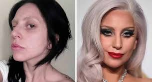 celebrities without makeup look