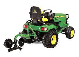 7 john deere lawn tractor attachments