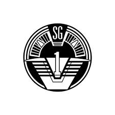 Stargate Sg1 Insignia 041 Vinyl Sticker