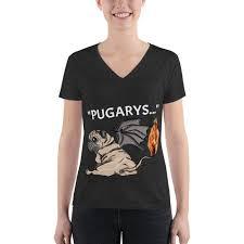 pugarys pug t shirt game of