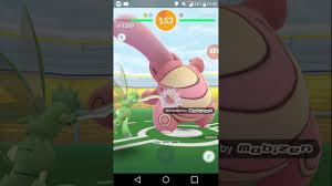 3 odc z Pokemon Go RAID - YouTube
