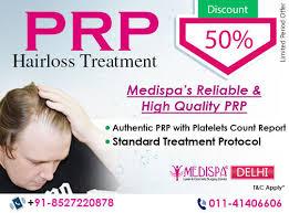 in delhi prp treatment cost in delhi