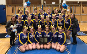 Lady Lions Win County Cheerleading Championship | West Islip, NY Patch