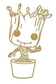 Baby Groot Dancing Guardians Of The Galaxy 4 12 Vinyl Baby Groot Dancing Baby Groot Cricut Creations