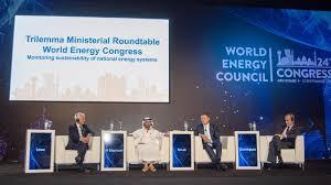 world energy leaders summit world
