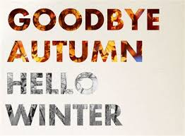 goodbye summer hello winter quotes
