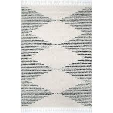 ramsey cream area rug white area rug