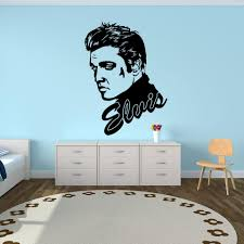 Elvis Wall Decal Style And Apply