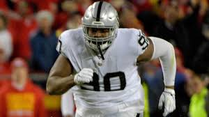 Johnathan Hankins Loves Being Leader to Young Raiders' Defensive ...