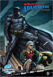 Mis-Adventures of Adam West: Dark Night #3: Elms, Richard, West ...