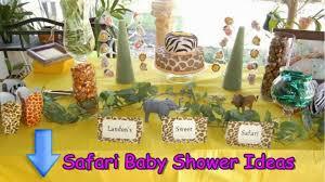 jungle theme baby shower favor