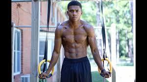 gymnastics rings workout statics