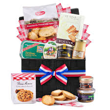 french gourmet gift picnic her
