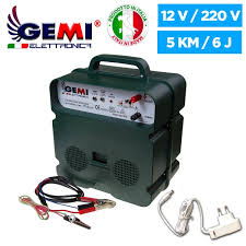 B 12 Extra Strong Battery Energizer For Electric Fence