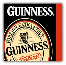 Guinness Extra Stout Vinyl Sticker Decal 6 For Sale Online Ebay