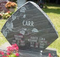 """Judith Cora Rosanne """"Judy"""" Smith Carr (1940-2013) - Find A Grave ..."""