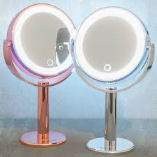 miusco 7x magnifying lighted makeup