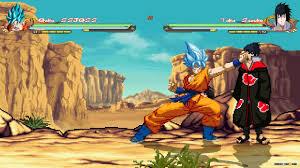Dragon Ball Super vs Naruto Shippuden Mugen - Download - DBZGames.org