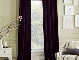 house stuff purple curtains shabby