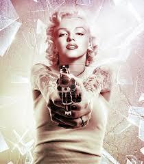 46 marilyn monroe gangster wallpaper